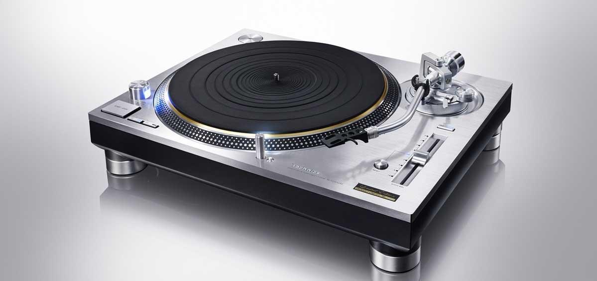 tocadiscos technics SL-1200