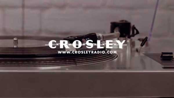 tocadiscos crosley
