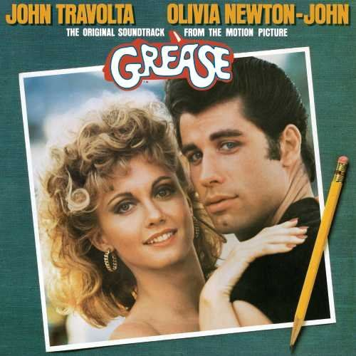vinilo grease banda sonora