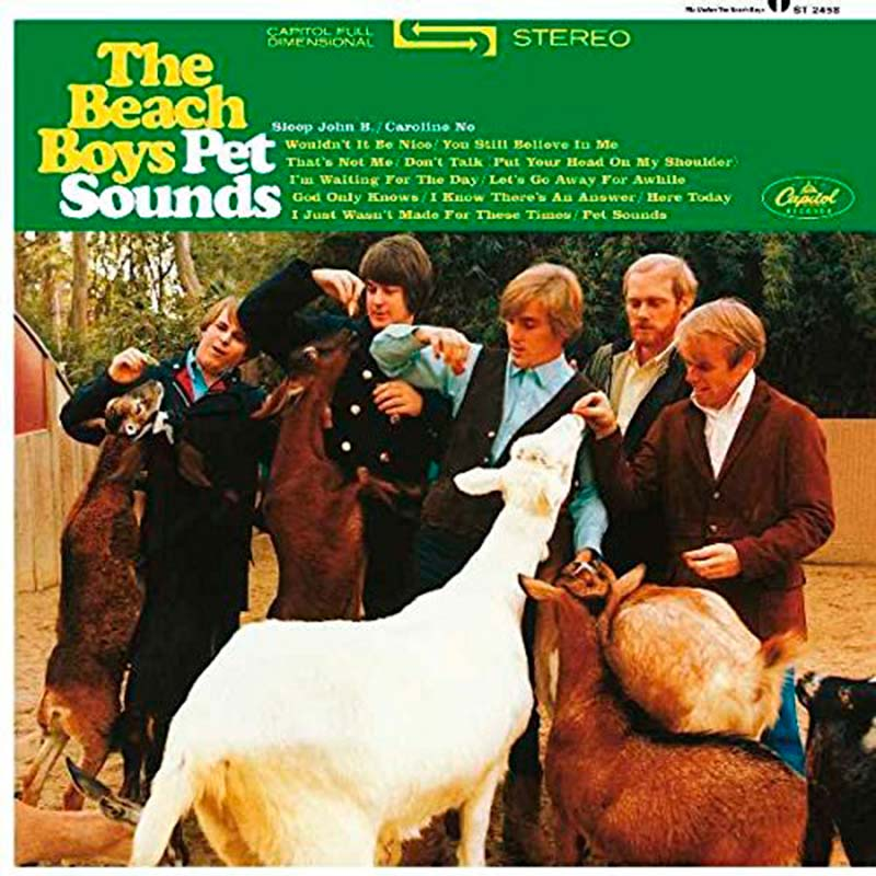 review Pet Sounds