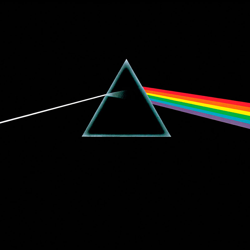 review The Dark side of the moon