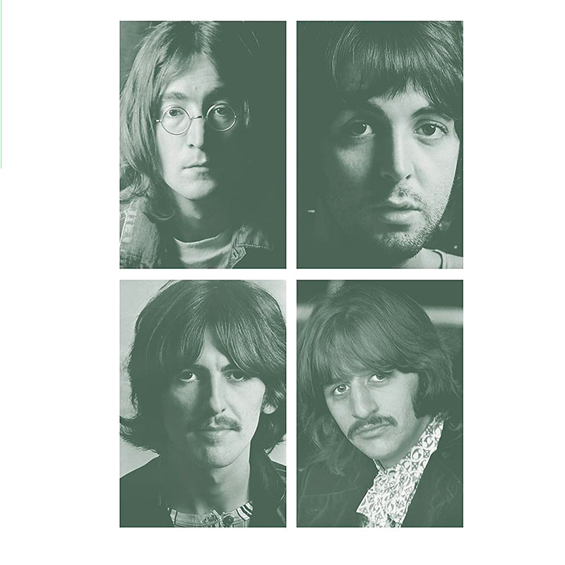 review White album The Beatles